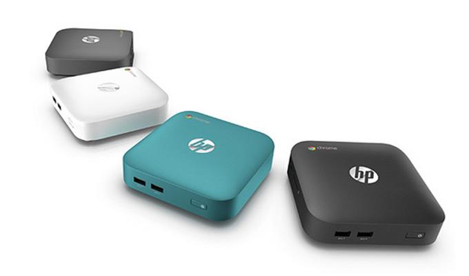Chromebooks de HP estarán disponibles para primavera