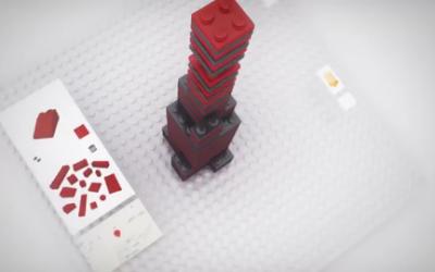 Construye con Chrome y LEGO